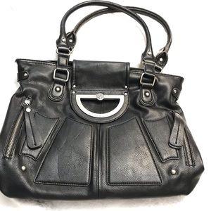 Kathy Van Zeeland Leather Purse